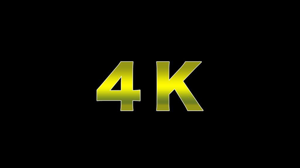 映像制作者が4Kで撮影するメリットとデメリット