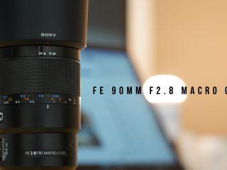FE 90mm F2.8 Macro G OSS(SEL90M28G)